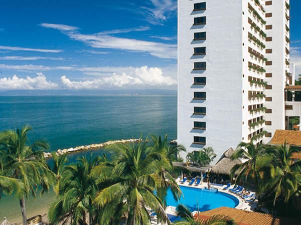 Hotel Costa Sur en Puerto Vallarta